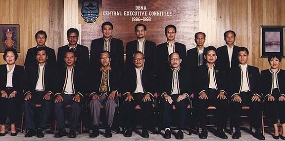 Central Executive Committee Members , 1996 - 1998 PRESIDENT, Detta Samen DEPUTY PRESIDENT, Stephen Jussem Dundon VICE PRESIDENT, Michael Manyin, Suimi Kinseng , Ik Pahon, John Ripet, Peter Namsian , Kendy Edward SECRETARY GENERAL, James Redas Noel ASST.SECRETARY GENERAL , John Wyane Sirau TREASURER GENERAL ,Punjau Sepoi ASST.TREASURER GENERAL, Hamarah Mapus INFORMATION OFFICER ,Alexander Ganyang CULTURAL OFFICER ,Lucas Sadin COMMITTEE MEMBERS Julius Linggord, Niko Paduk ,Migel Gumbek ,Joacim Godfrey Pindik, Joseph Rejam Runyaw