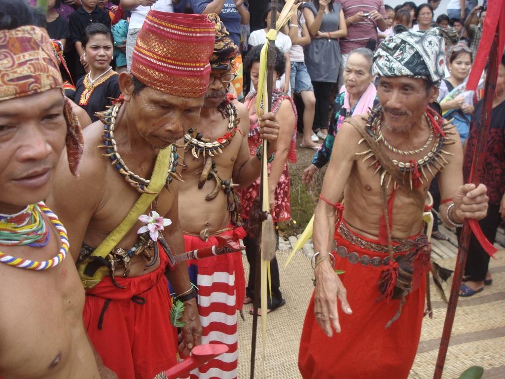 2011 June Dbna Dayak Bidayuh National Association